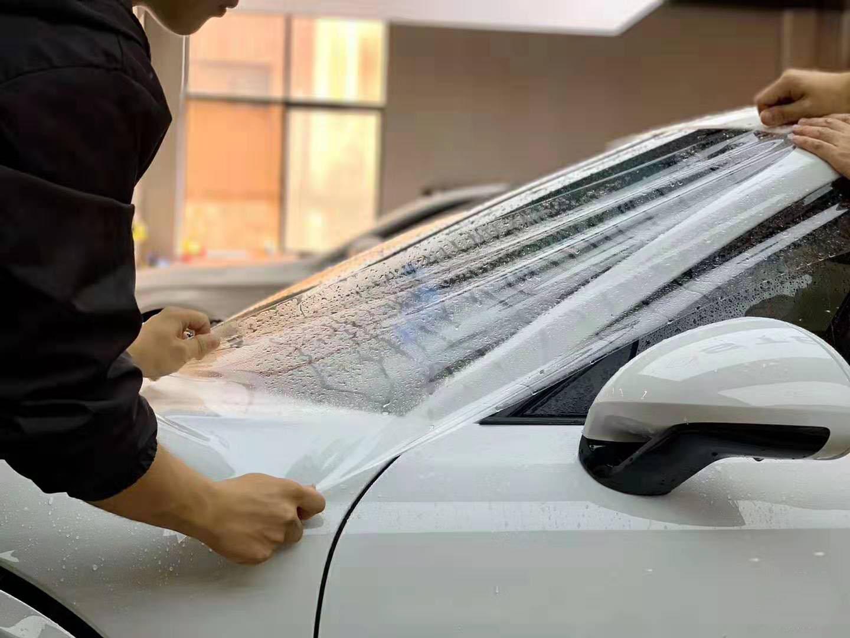KPAL Najwyższej jakości folia termoizolacyjna TPU Auto