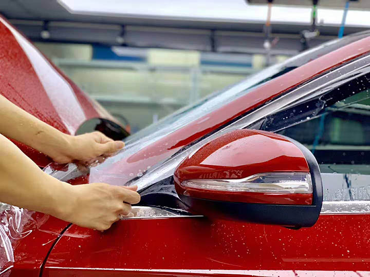 KPAL Excellent Durability TPU Paint Protection Film