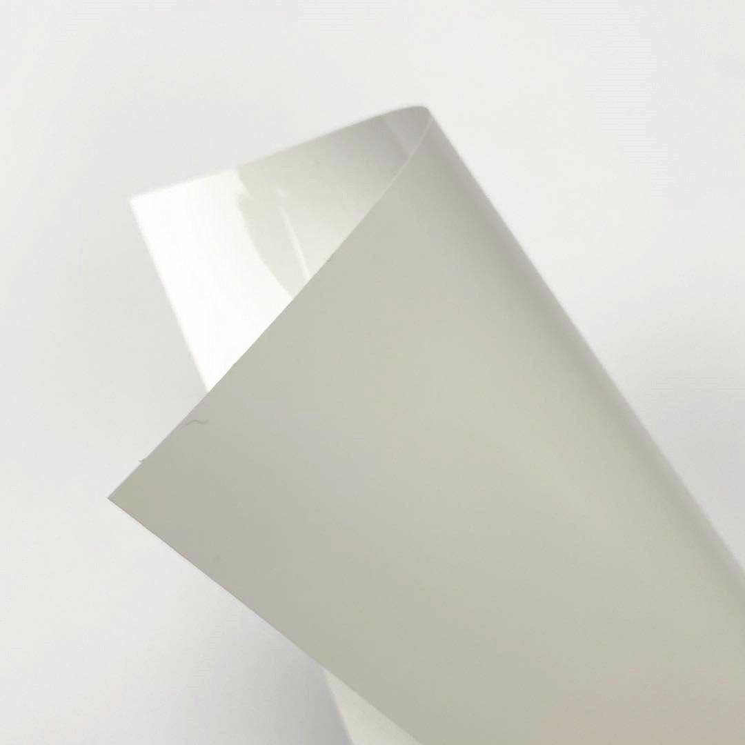 KPAL Matte white White Decoration Window ፊልም