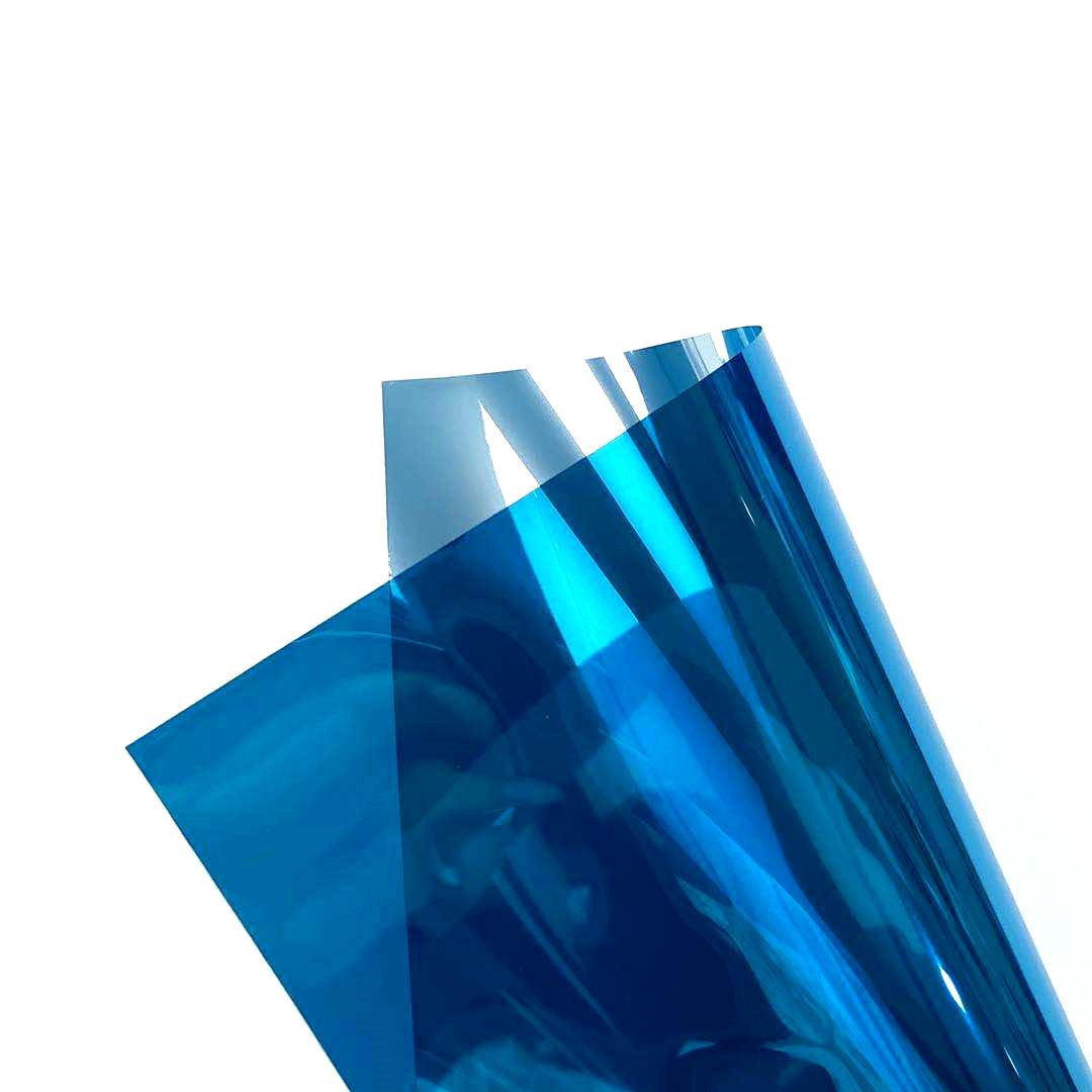 Aedificium edificium Art Lux KPAL Blue Silver Fenestra Movie