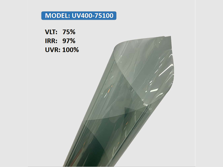 Ifilimu le-KPAL UV400-75100 Skin Care Window