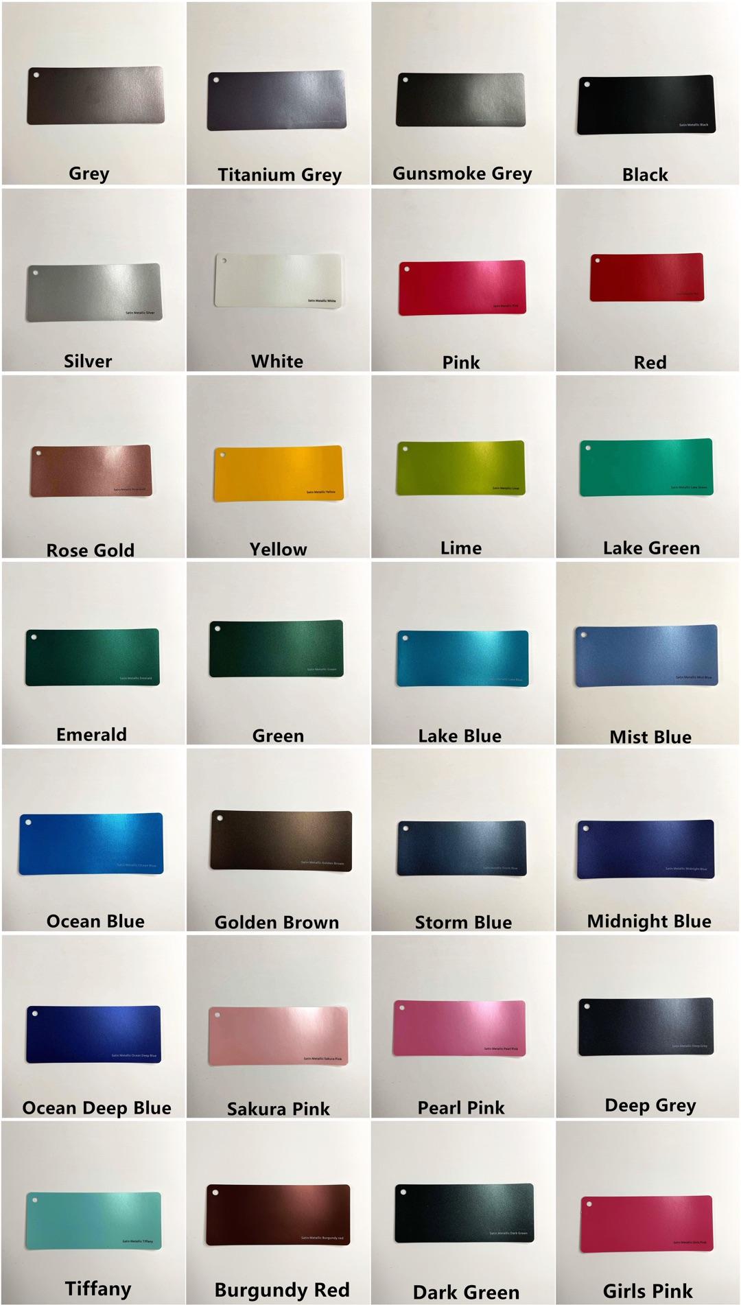 改 色 膜 电光 颜色
